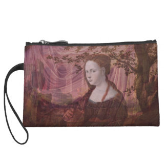 Earthly Delights Wristlet Clutch