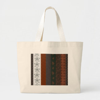 Earthly Elements Large Tote Bag