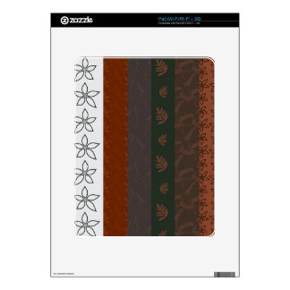 Earthly Elements Skin For iPad