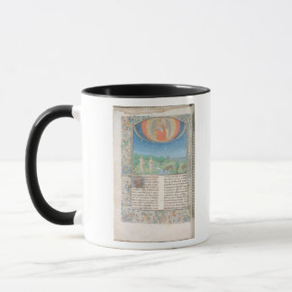 Earthly Paradise, a Book on Seven Ages of  World Mug