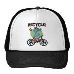 Earthman Re CYCLE Mesh Hat