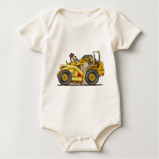 Earthmover Scraper Infant Creeper