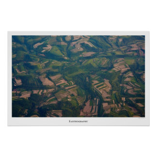 Earthography 11 poster