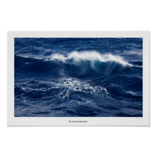 Earthography Oceana 6249 Poster