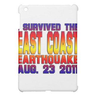 earthquake 2011 iPad mini cover