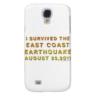 Earthquake Samsung Galaxy S4 Cover