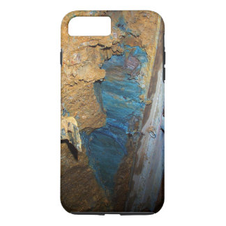 Earthquake Fault Closeup iPhone 7 Plus Case