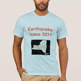 Earthquake-icane NYC 2011 T-Shirt