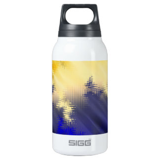 Earthquake Insulated Water Bottle