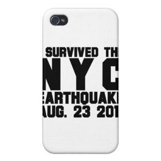 earthquake iPhone 4 cases