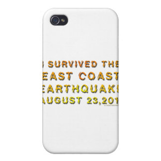 Earthquake Case For iPhone 4