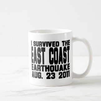 earthquake classic white coffee mug