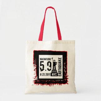 Earthquake NYC 2011 Bag 1