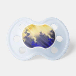 Earthquake Baby Pacifier