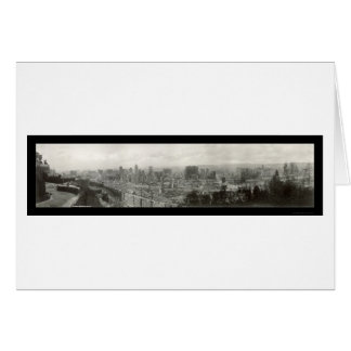 Earthquake Ruins SF Photo 1906 Card
