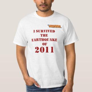 Earthquake Survivor T-shirt