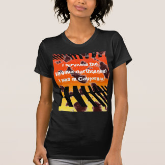 Earthquake T Shirt