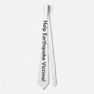 Earthquake Tie