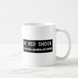 EARTHQUAKE Toronto Coffee Mug