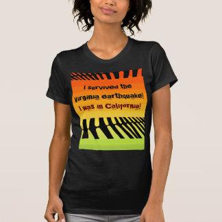 Earthquake Tee Shirt