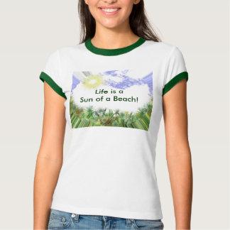 Earthrays - Green Message Shirt