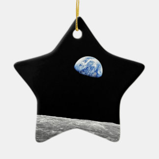 Earthrise - Apollo 8 Christmas Ornament