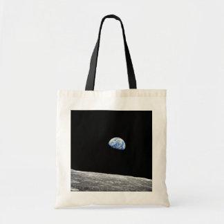 Earthrise - Apolo 8 Bolsa Tela Barata