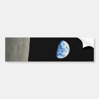 Earthrise Bumper Sticker
