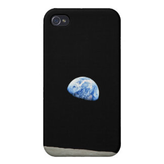 Earthrise: Earth seen from Space  iPhone 4/4S Case