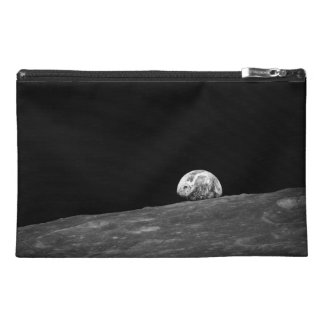 Earthrise from Apollo 8 Moon Mission Travel Accessory Bags