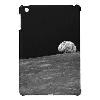 Earthrise from Apollo 8 Moon Mission Case For The iPad Mini