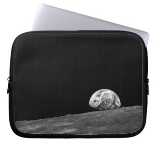 Earthrise from Apollo 8 Moon Mission Computer Sleeves