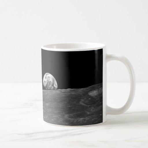 Earthrise from Apollo 8 Moon Mission Mug