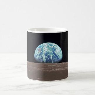 Earthrise from the Moon Coffee Mug