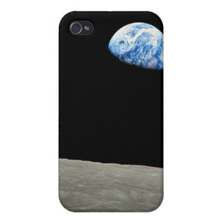 Earthrise  iPhone 4 covers