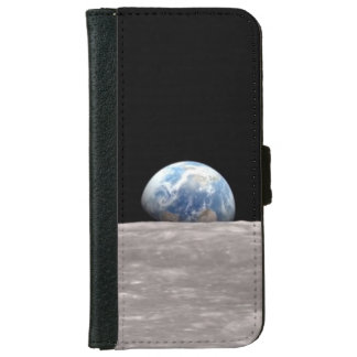 Earthrise iPhone 6/6S Wallet