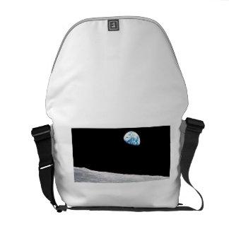 Earthrise Messenger Bag