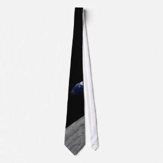 earthrise neck tie