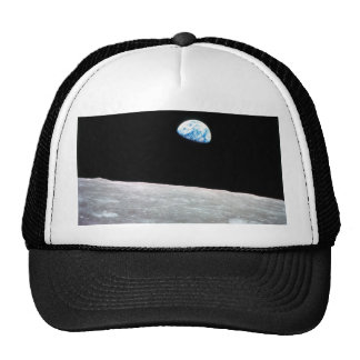 Earthrise - The Lunar Perspective Trucker Hat