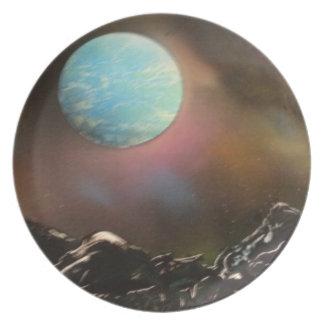 Earths Edge Dinner Plate