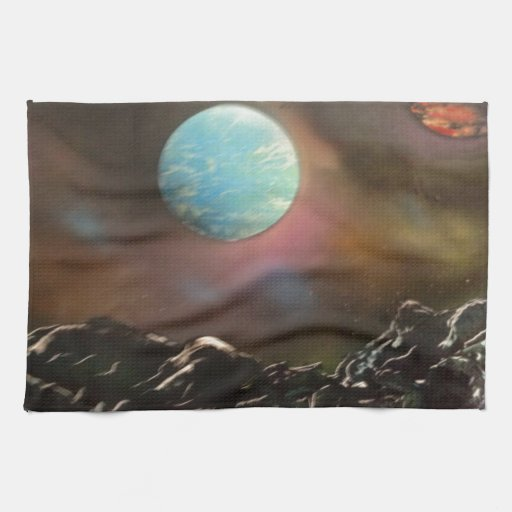 Earths Edge Towel