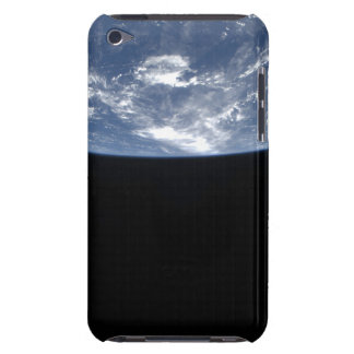 Earth's horizon and the blackness of space 2 iPod touch case