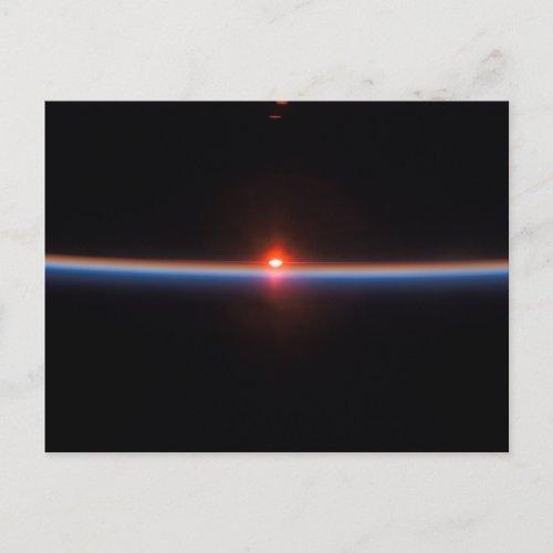 Earth's Horizon postcard