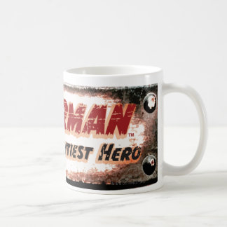 Earth's Mighty Hero Classic White Coffee Mug