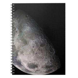 Earth's Moon Notebook