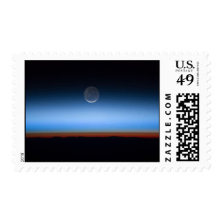 Earth's Moon Postage