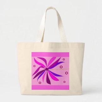 Earth's Pinwheel Tote Bags