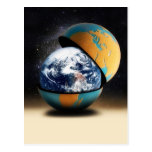 Earth's Protective Cover Post Card