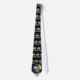 Earth's Protective Cover Tie