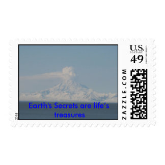 Earth's Secrets are life's... Postage